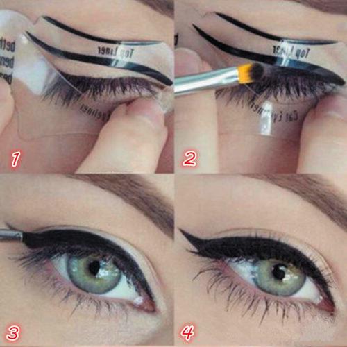 Eye Liner Stencil